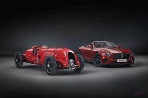 ベントレー・コンチネンタルGT ナンバー1エディション発売 100周年記念車