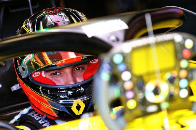 オコン8位「背後のライバルたちを抑えての結果に大満足」ルノー【F1第5戦決勝】
