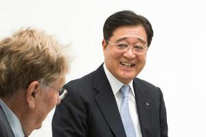 【健康上の理由で】三菱自動車の益子修会長 退任 約15年にわたり経営トップ