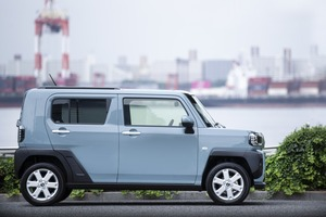 【TAFT 8位に】7月の「軽」販売、前年並みに回復! タフトは6300台