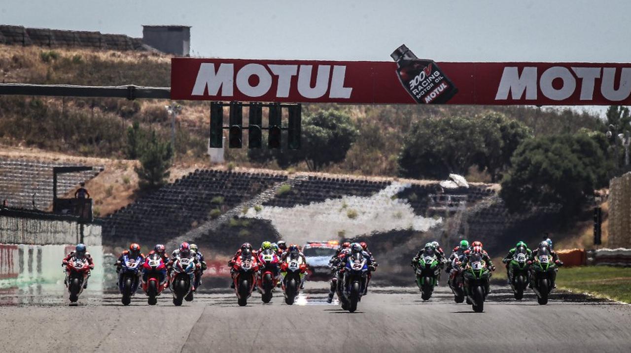 【結果だけ】スーパーバイク世界選手権第3戦 Motul Portuguese Round