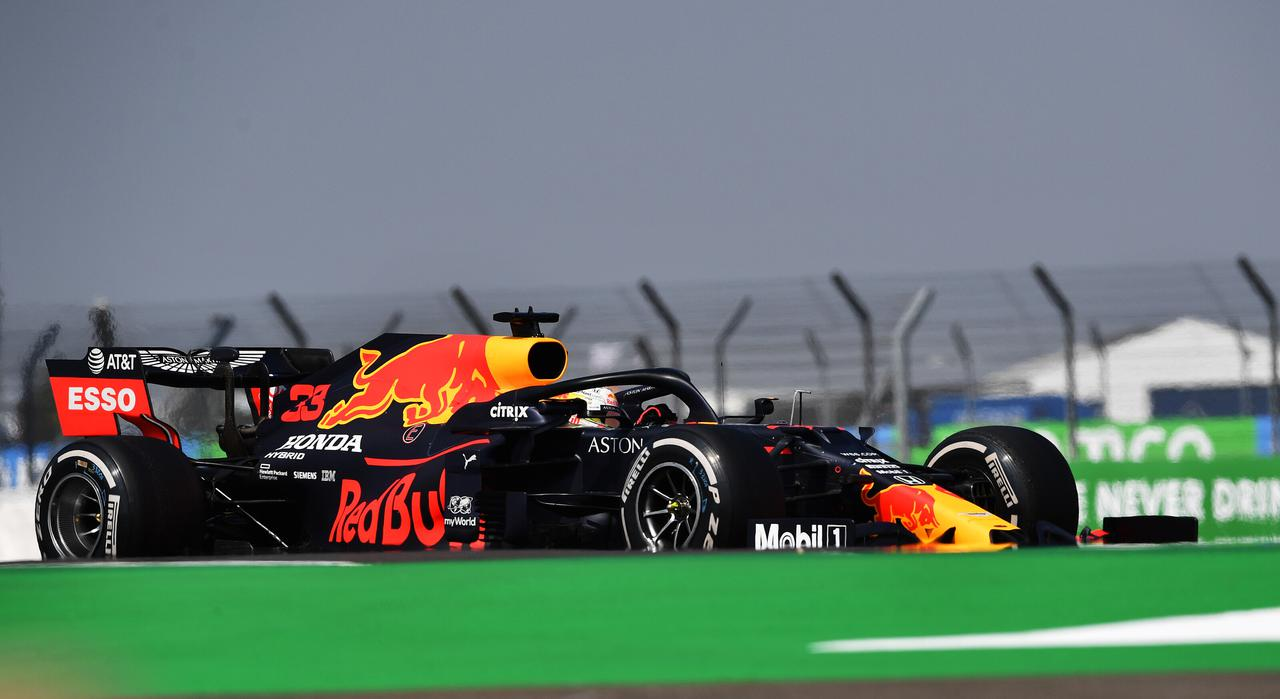 F1第5戦、フェルスタッペンが今季初優勝、タイヤ戦略でメルセデスAMG勢を撃破!【モータースポーツ】