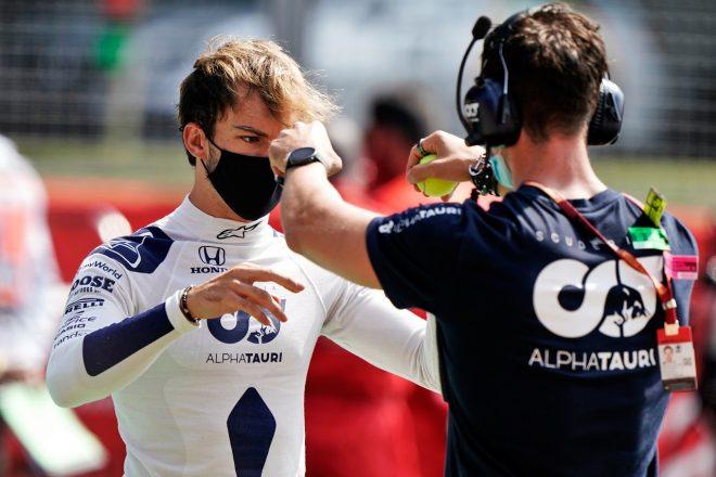 アルファタウリ・ホンダのガスリー「悪夢のようなレース」代表が戦略ミスと認める【F1第5戦決勝】