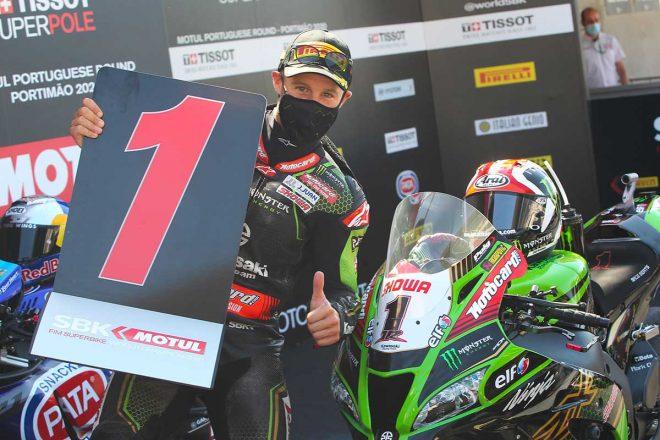 ジョナサン・レイ「最速ラップ、PP、3レース優勝という完璧な週末だった」/SBK第3戦ポルトガル