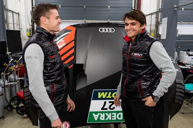 DTM:F1ワールドチャンピオンの孫、ピエトロ・フィッティパルディがアウディのシート獲得