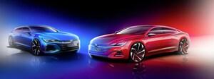 VWがアルテオンにシューティングブレークの追加を予告。発表は今月24日