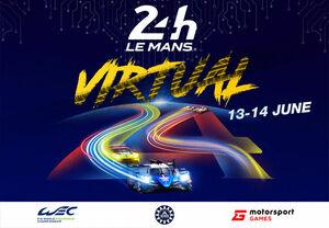 世界最大級のヴァーチャル耐久レース『ル・マン24時間ヴァーチャル』大会史上初の試みを生中継&LIVE配信 決定! 現役F1ドライバー、元F1世界王者など超豪華なドライバーラインアップ!
