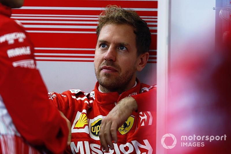"""""""崖っぷち""""ベッテルにさらなる打撃。F1アメリカGPのFP1で赤旗無視裁定……3グリッド降格ペナルティ"""
