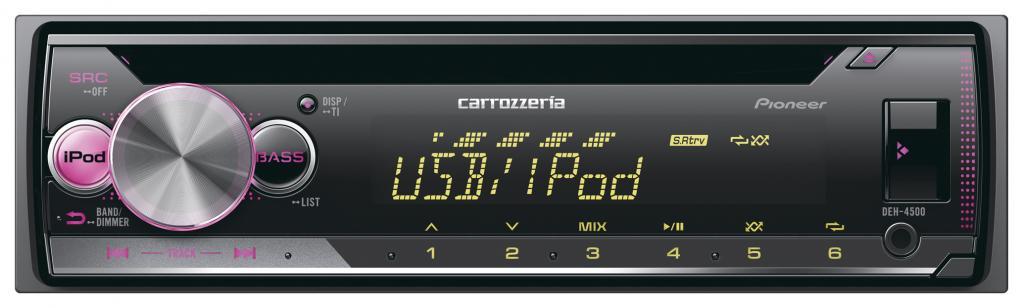 スマホとリンクする新スタイルのカーオーディオ! カロッツェリア メインユニット 【CAR MONO図鑑】