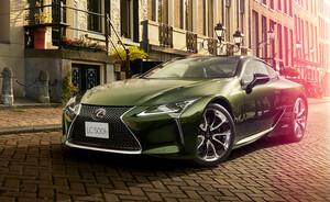 レクサスが「LC」と「IS」に和風な特別仕様車を設定!