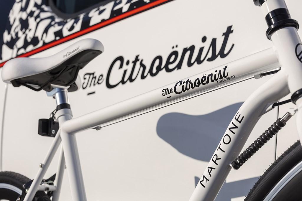 シトロエンからサイクリストを魅了するキャンピングカーが登場