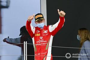F1を目指すためには……ミック・シューマッハーにさらなる成長を期待するフェラーリ