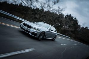 """一見地味だけれど……""""こだわりセダン""""の魅力とは? BMW 540i xDrive M Sport試乗記"""