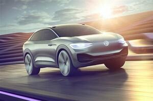 フォルクスワーゲンが上海で発表する次世代コンセプトカーが自動運転なのに走りも凄そう