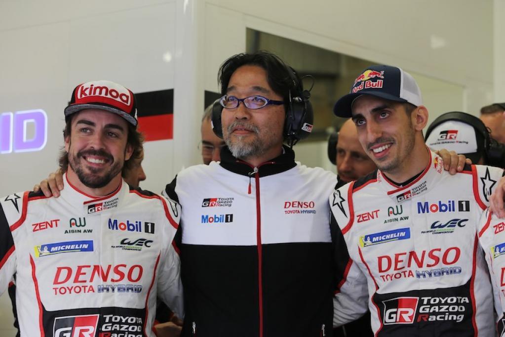 ついに、勝った! トヨタのル・マン24時間初制覇。勝利の立役者は、フェルナンド・アロンソ? 中嶋一貴? それとも?