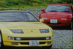 【ニッポンの名車】国産車初の280馬力を達成したZ32型日産フェアレディZ