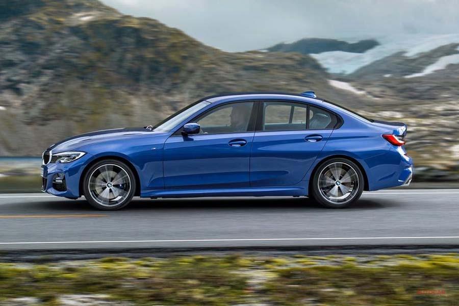 BMW新型3シリーズ登場 ドライバー志向に 価格、邦貨換算496万円~