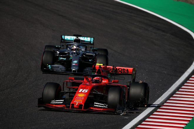 アーバイン、現在のF1でハミルトンに対抗できるドライバーはルクレールのみと主張