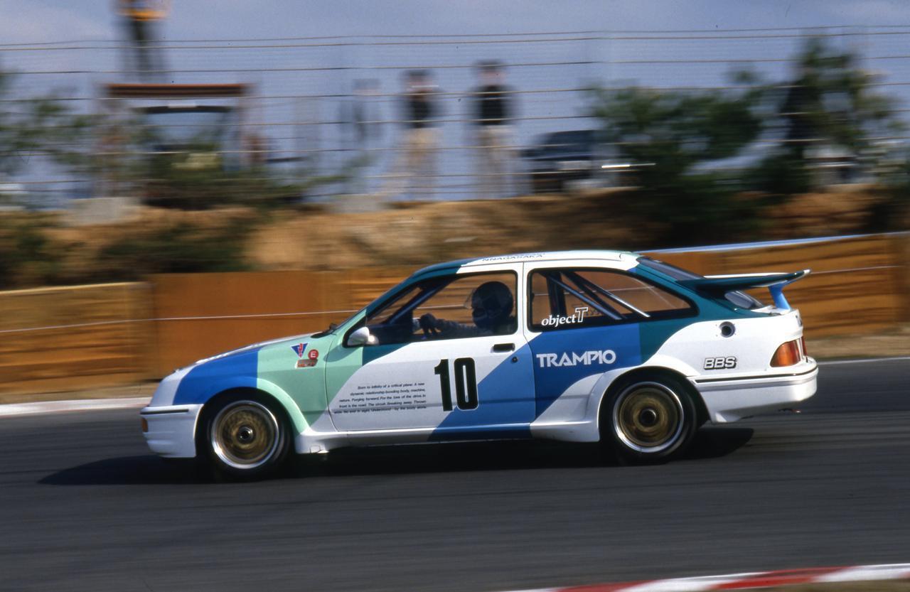【グループAの名車12】フォードシエラRSコスワースはボルボ、ジャガーに続く伝説のマシン