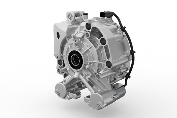 ボルグワーナー 電気自動車用「トルクベクタリング・デュアルクラッチ」システムを開発