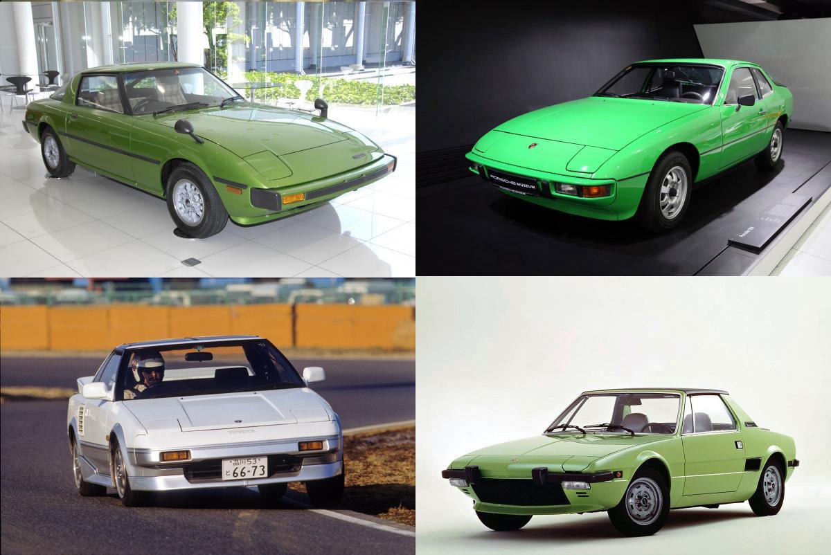 偶然か? それともパクリか? 驚くほど似たデザインの輸入車と国産車3組