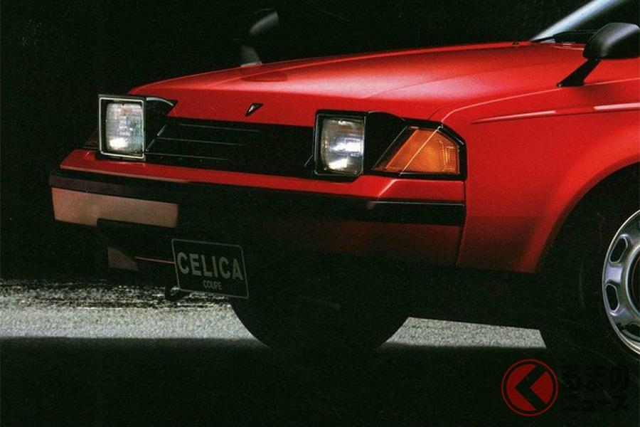 若者に人気あった超個性派スポーツカー! 変わった「可動式ヘッドライト」の国産車3選
