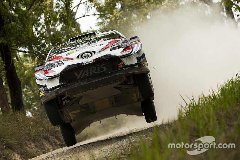 WRC最終戦ラリー・オーストラリア、大規模な山火事の影響により開催中止へ