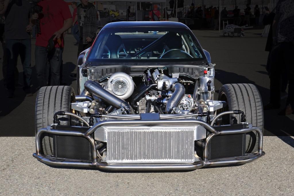 「完全自作4WD+4ローターターボ搭載の超絶FD3S!」夢は世界最速ロータリーの称号!【SEMA SHOW2019】