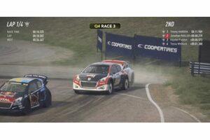 WorldRX:eシリーズ第3戦は初参戦パイエが値千金の勝利。王者ハンセンは選手権首位浮上
