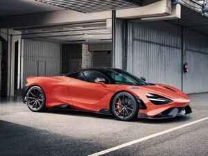 【Super Car File 15】マクラーレン 765LTはサーキット走行を強く意識したロングテールモデル