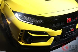 F1技術でFF車世界最速へ「シビックタイプR」限定モデル登場間近!? レースとホンダの繋がりとは
