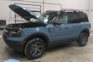 【発表日が決定】フォード・ブロンコ新型 7/13(北米時間)に、世界初公開へ