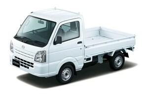 「マツダ スクラムトラック」の利便性と燃費を向上