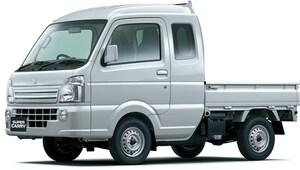 スズキ、新型軽トラ スーパーキャリイを発売 広々キャビン+誤発進抑制機能を採用