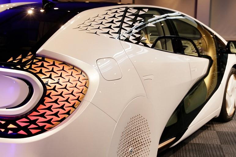 トヨタ、AIエージェント搭載のEVコンセプト「LQ」を東京モーターショー2019で展示