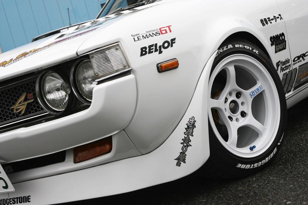 「スモーキー永田が趣味で手がけたセリカLBが凄すぎる!」18R-Gをフルコン制御で快適スポーツインジェクション化!