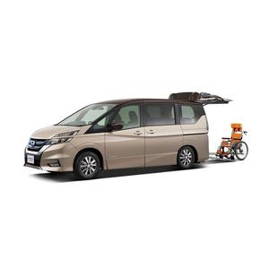 日産とオーテックジャパン、「ウェルフェア2019」に福祉車両3台を出展