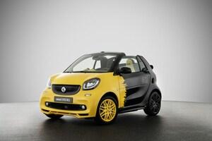 スマート、内燃機関最後となる限定車を本国で発表