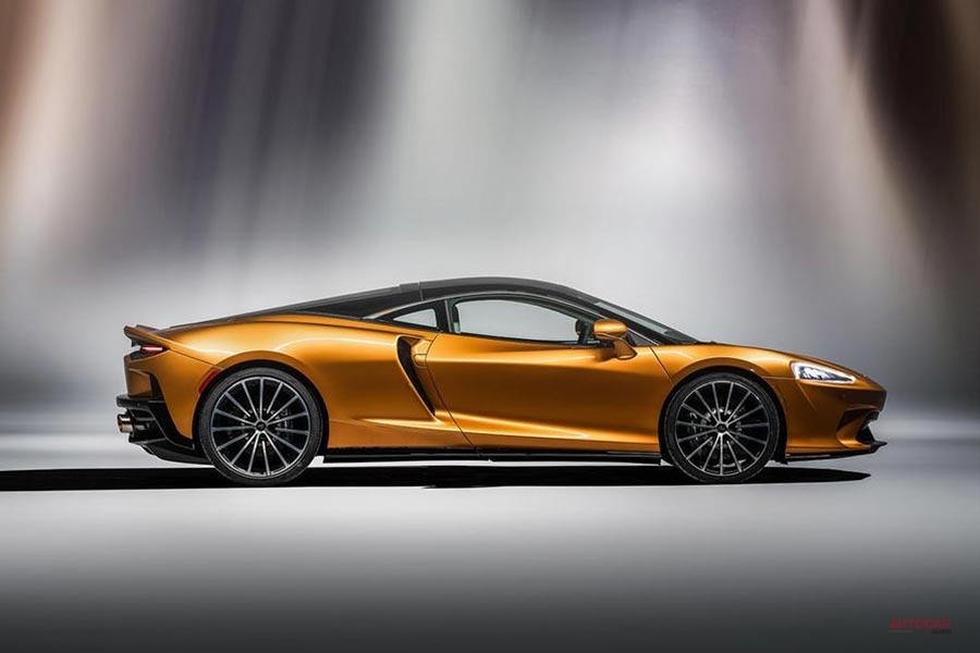 マクラーレンGT発表 新型車のサイズ/内装/スペック 世界で受注開始