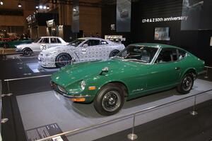 祝・GT-R&フェアレディZ誕生50周年! S30ZとハコスカGT-R、R35ニュルタイムアタック車両を展示…オートモビルカウンシル2019
