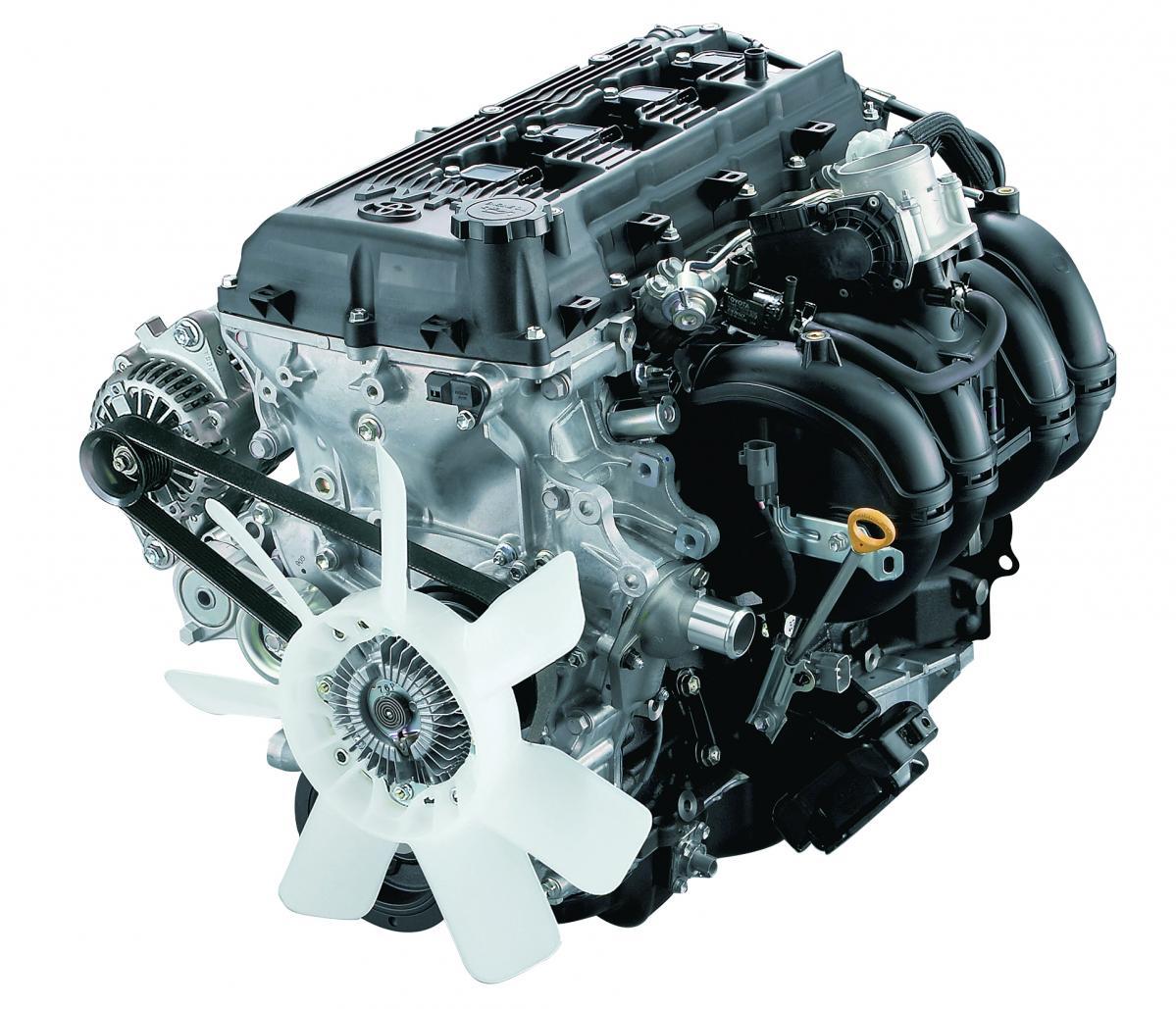 トヨタ・ハイエースをはじめとする働くクルマのエンジン──TRシリーズ