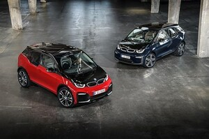 BMW i3がマイナーチェンジ スポーティな新バリエーションも