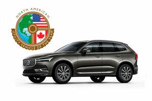 ボルボ 新型「XC60」が北米SUVオブ・ザ・イヤー2018を受賞