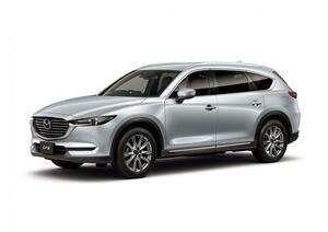 「Mazda Zoom-Zoomスタジアム広島」の累計来場者2000万人達成を記念して、マツダが社会福祉団体に「CX-8」を贈呈