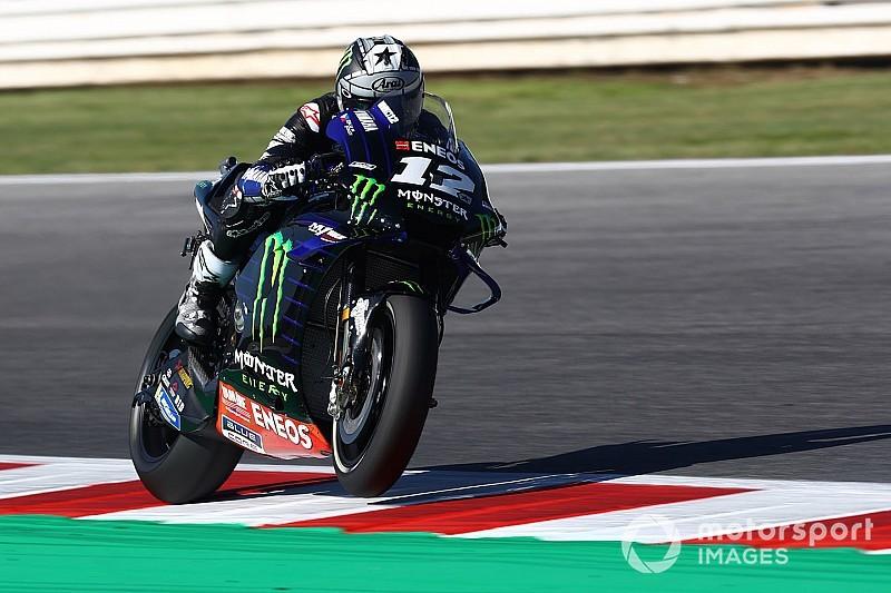 MotoGPサンマリノFP2:首位ビニャーレス&ロッシ4番手。ヤマハ勢が好調見せる結果に