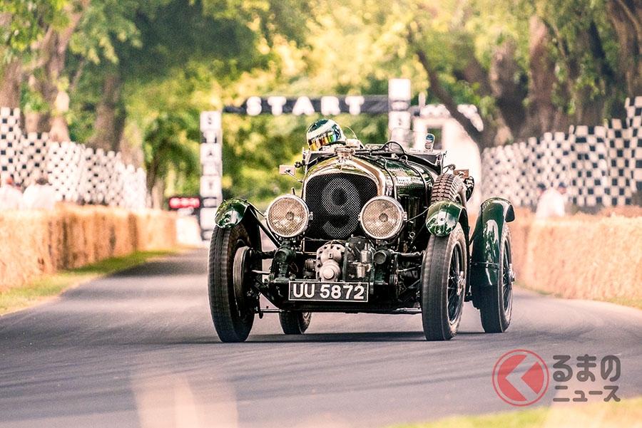 もっとも古いボンドカーが、ベントレーから12台限定で蘇る!