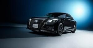 クラウンに安全性とデザイン性を高めた特別仕様車