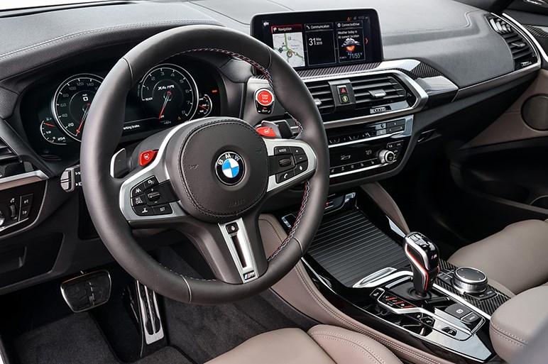 BMW X3とX4のMモデルは無敵感すら漂うキャラクター。意外にもより快適なのはX4