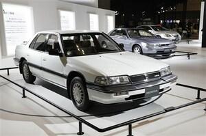 80年代懐かしの初代からSH-AWDまで歴代レジェンドがズラリ