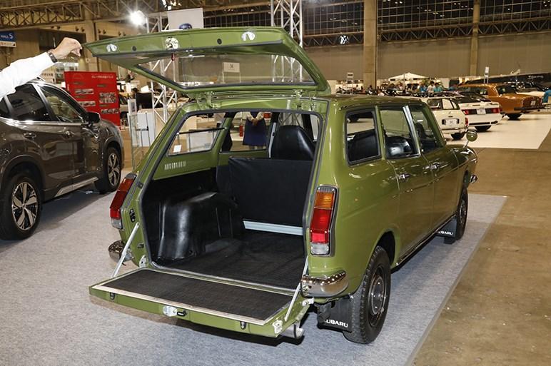 レオーネからフォレスターへつなぐスバルSUVの歴史